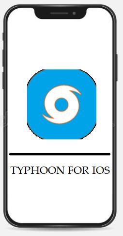 typhoon tv for ios