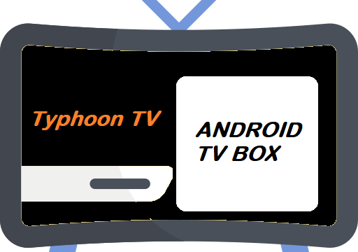 Typhoon TV for Android TV Box